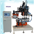automatic strip brush machine